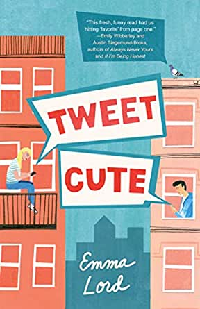reading lately - tweet cute